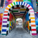AIELLI BATTE NEW YORK, IL MURALE DI OKUDA TRA I 55 PIU' BELLI  NELLA CLASSIFICA DI WIDEWALLS